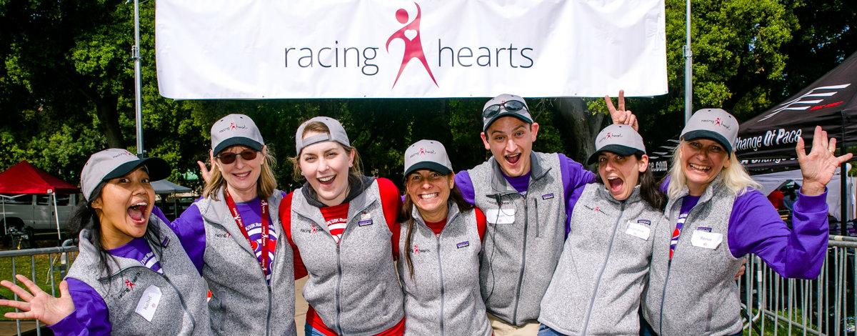 Heart Race RH team members